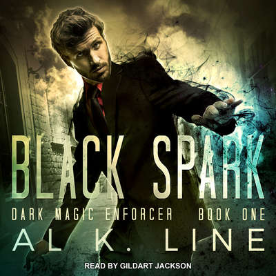 Black Spark Audiobook, by Al K. Line