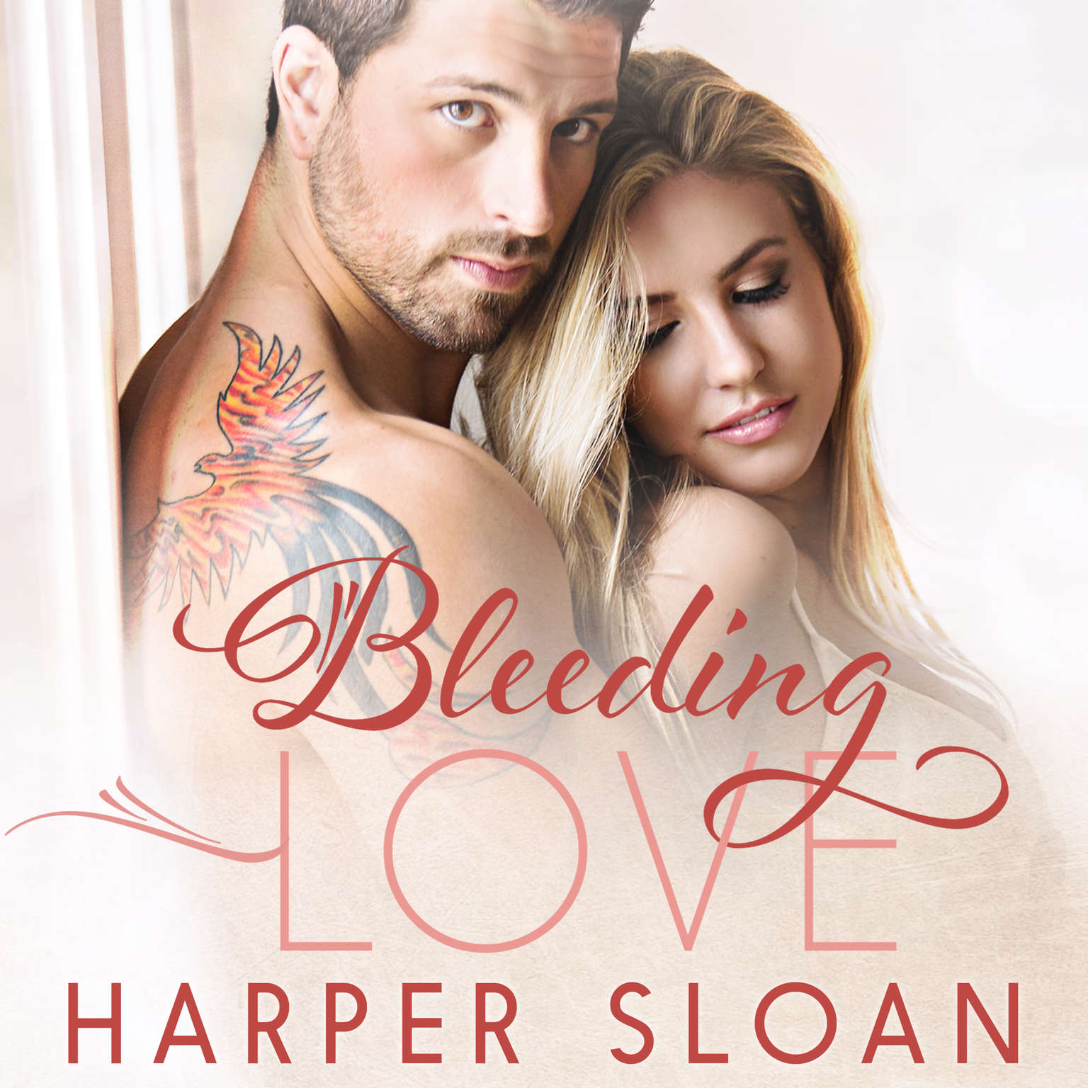 Bleeding Love Audiobook, by Harper Sloan