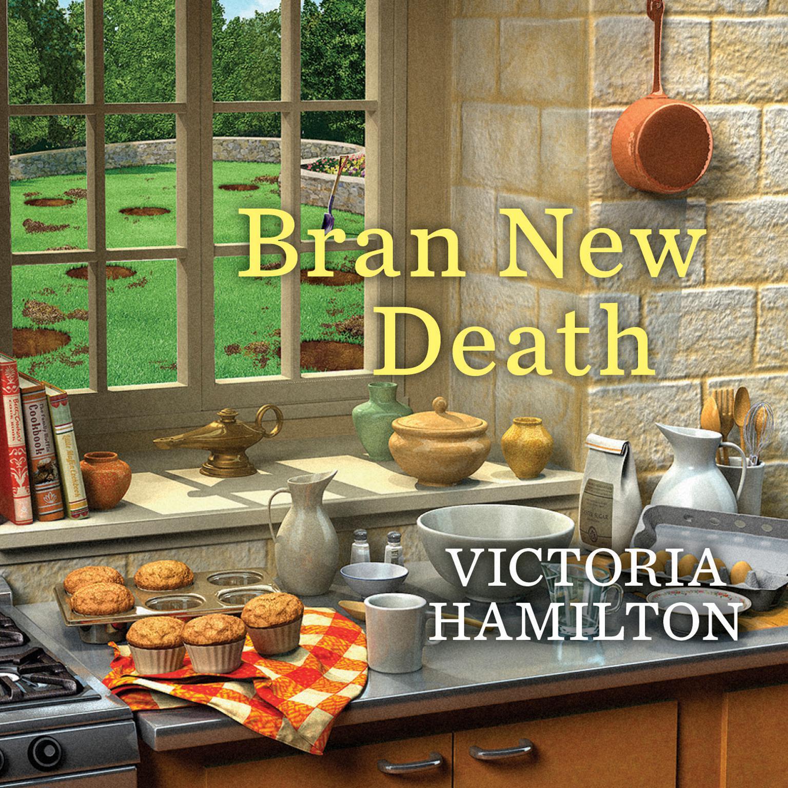 Bran New Death Audiobook, by Victoria Hamilton