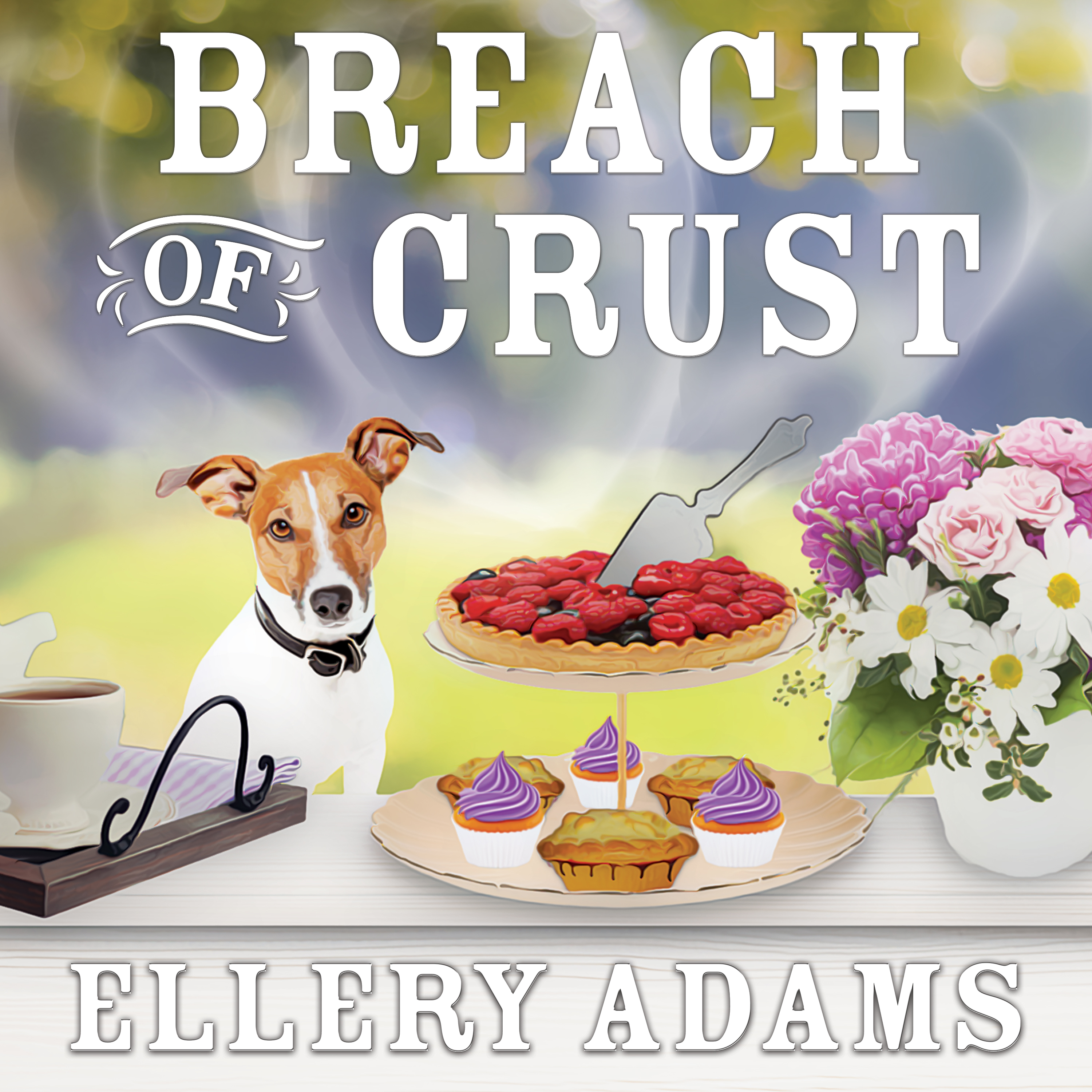 Printable Breach of Crust Audiobook Cover Art