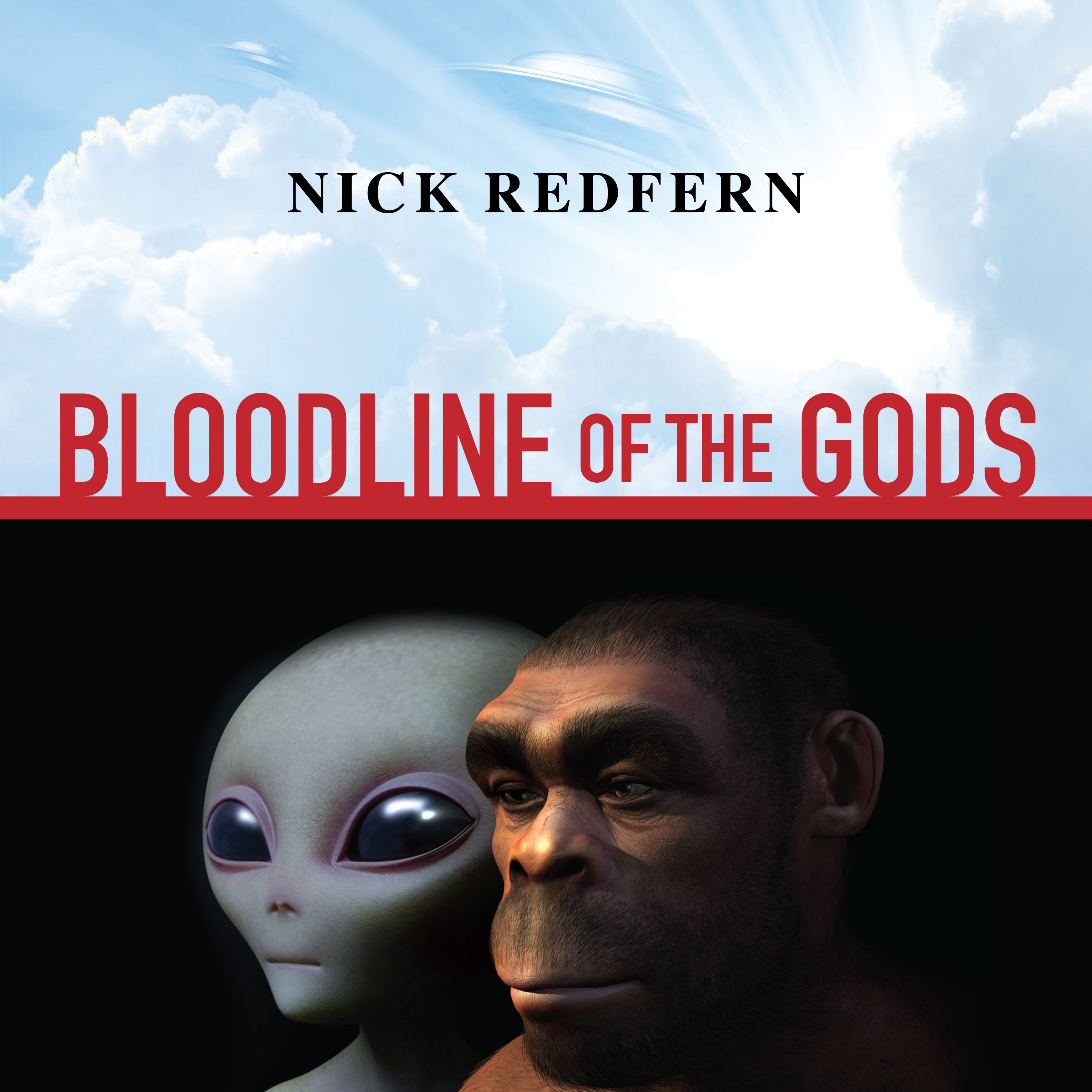 Printable Bloodline of the Gods: Unravel the Mystery in the Human Blood Type to Reveal the Aliens Among Us Audiobook Cover Art
