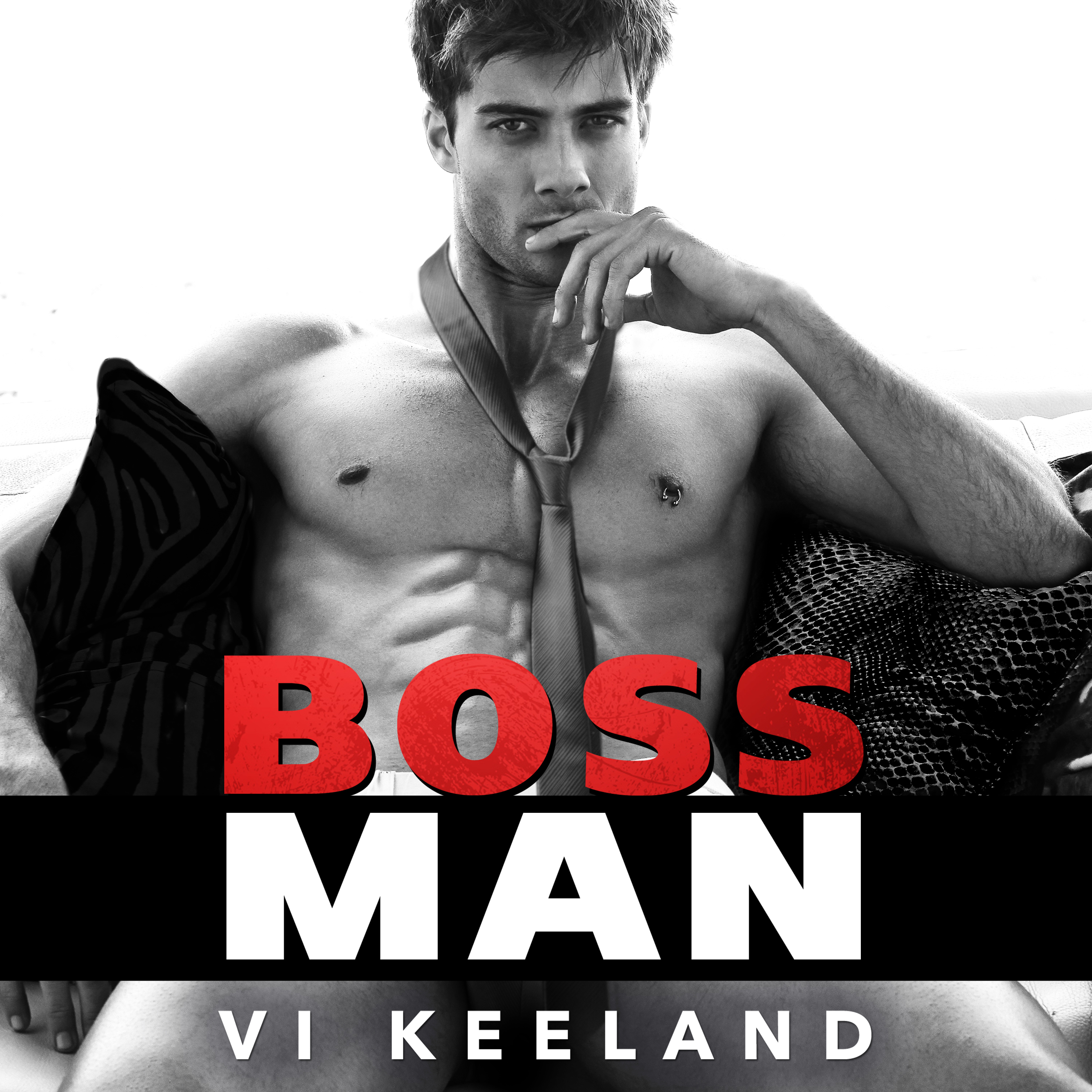Printable Bossman Audiobook Cover Art