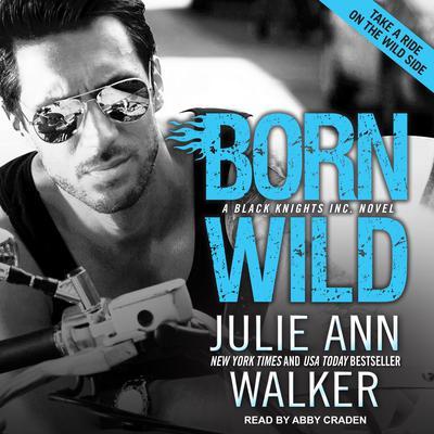 Born Wild Audiobook, by