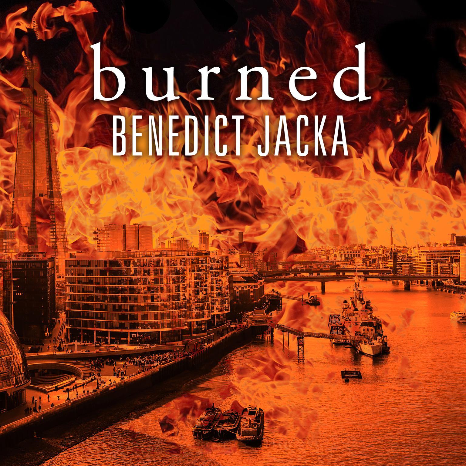 Burned Audiobook, by Benedict Jacka