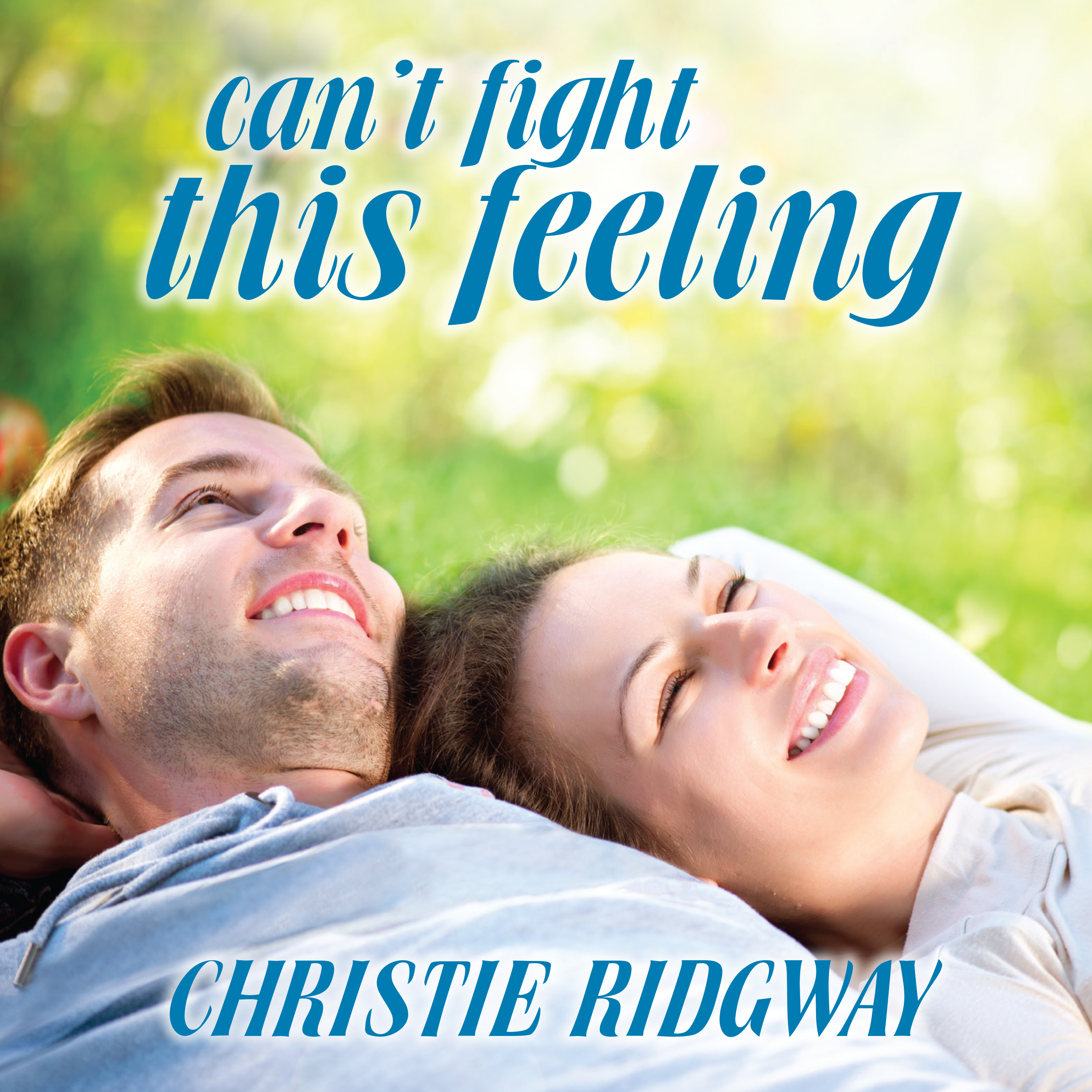 Printable Can't Fight This Feeling Audiobook Cover Art