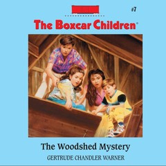 The Woodshed Mystery Audiobook, by Gertrude Chandler Warner