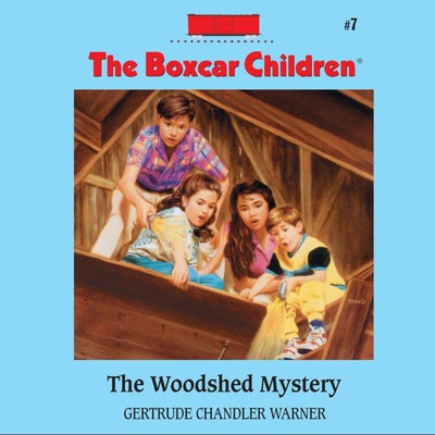 The Woodshed Mystery Audiobook, by