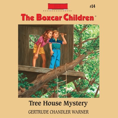 Tree House Mystery Audiobook, by