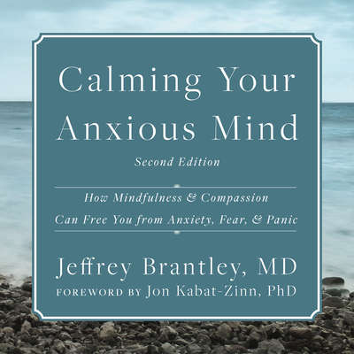 Calming Your Anxious Mind: How Mindfulness and Compassion Can Free You from Anxiety, Fear, and Panic Audiobook, by Jeffrey Brantley
