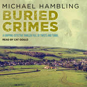 Buried Crimes Audiobook, by Michael Hambling