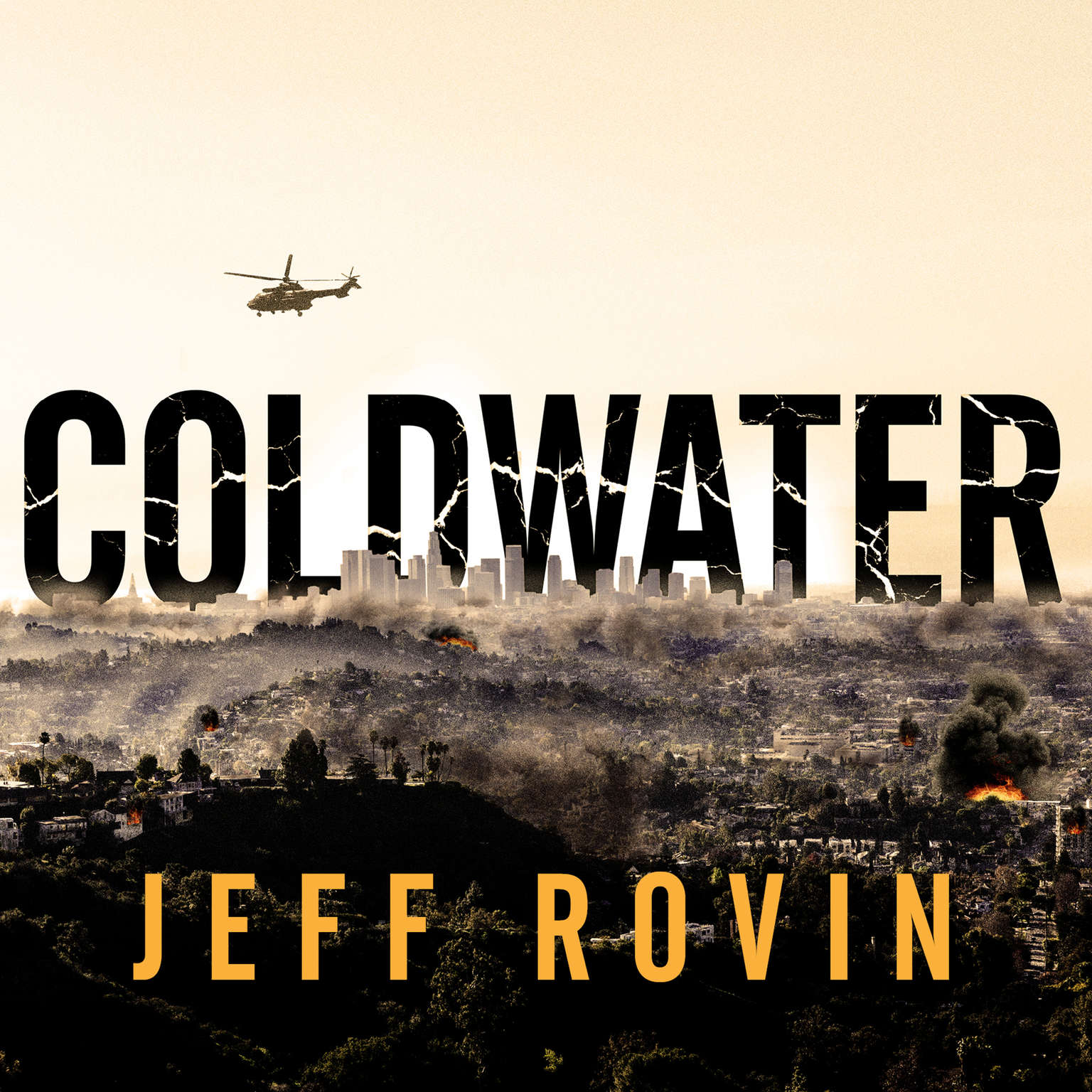 Coldwater Audiobook, by Jeff Rovin