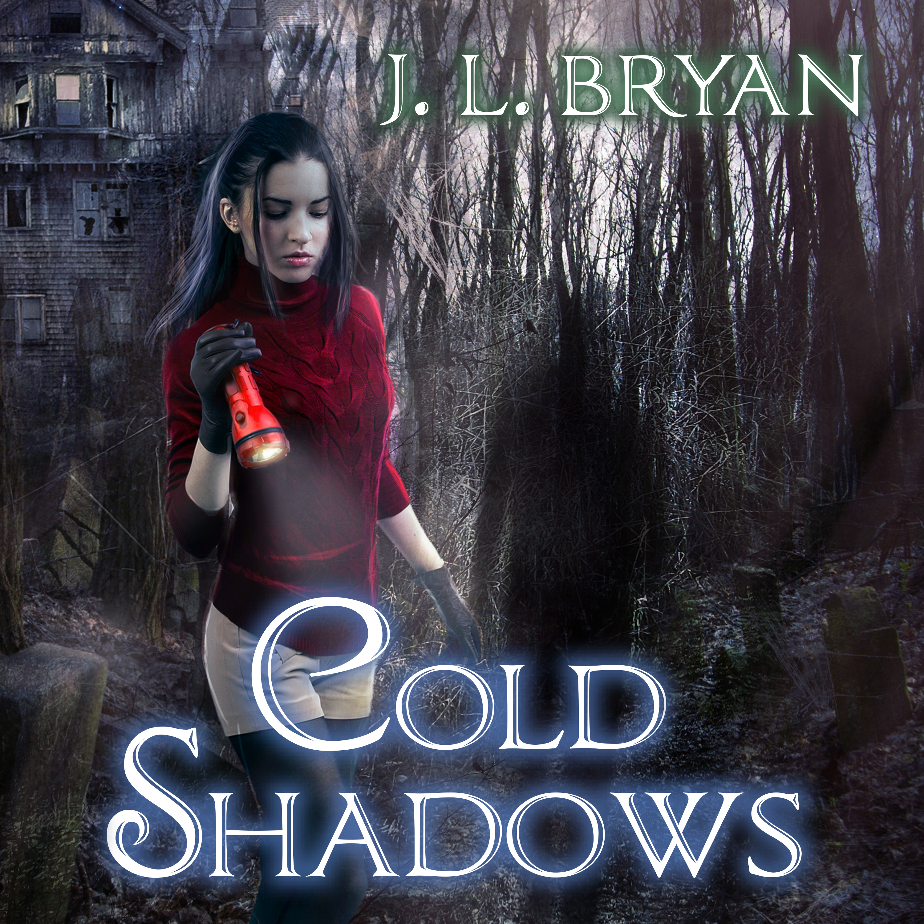 Printable Cold Shadows Audiobook Cover Art