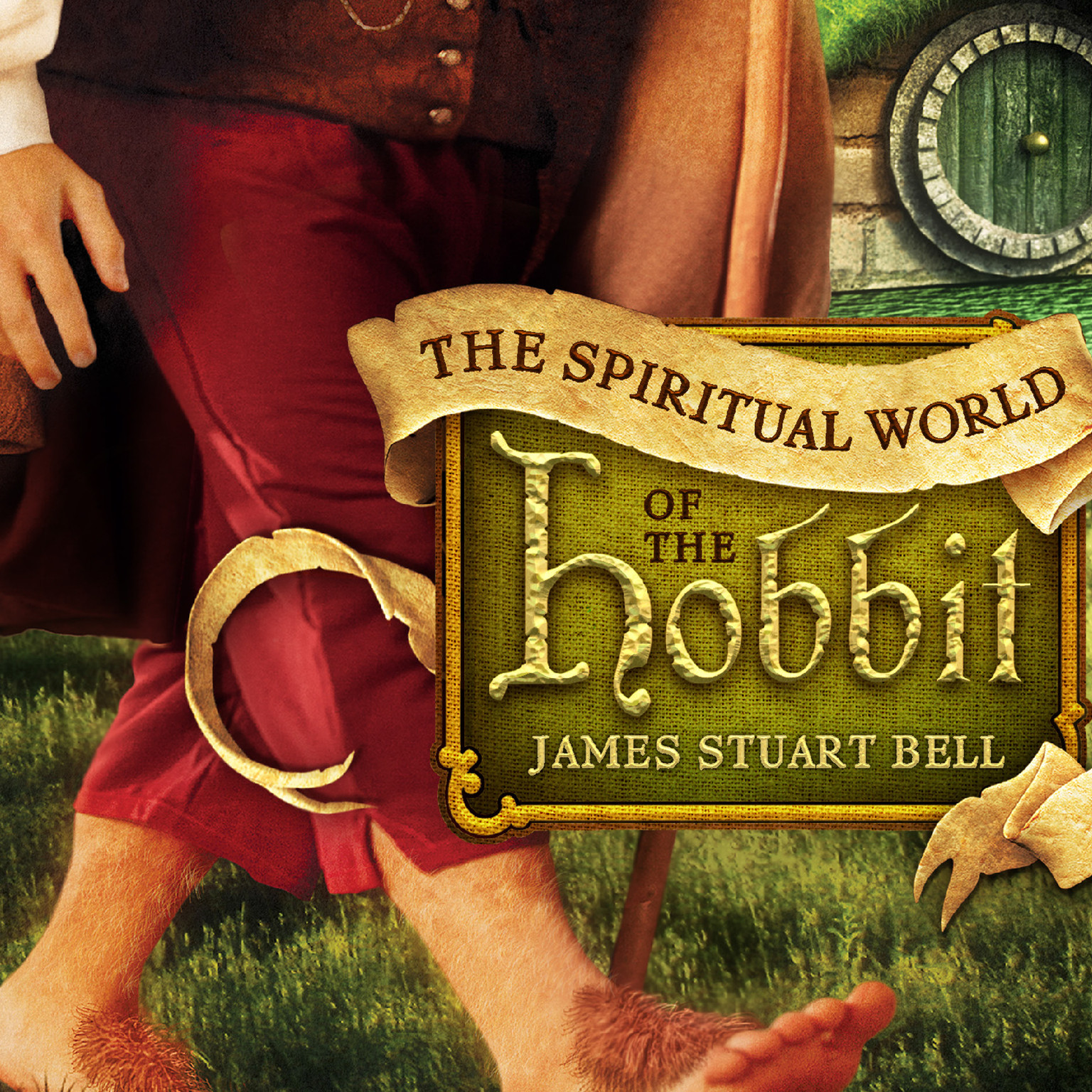 Printable The Spiritual World of the Hobbit Audiobook Cover Art