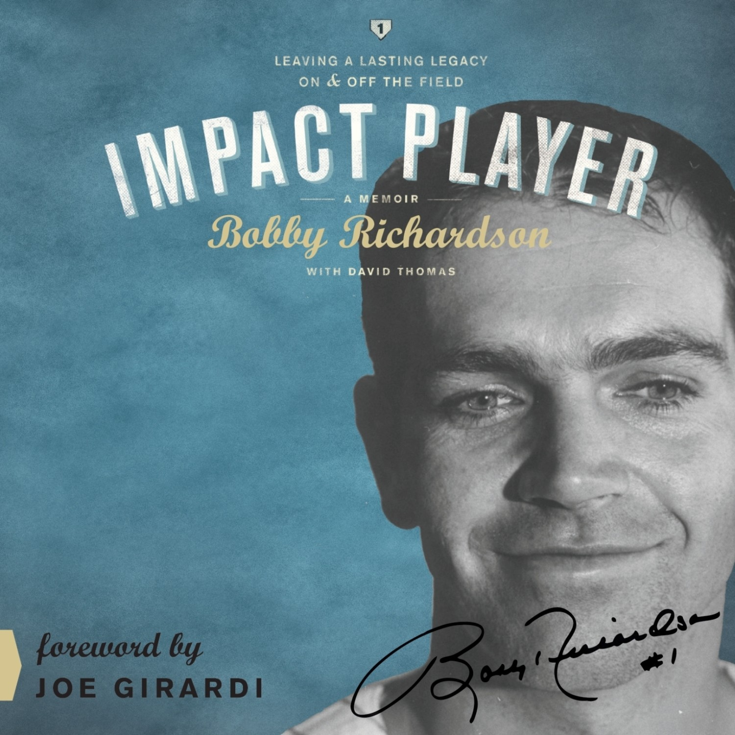 Printable Impact Player: Leaving a Lasting Legacy On and Off the Field Audiobook Cover Art