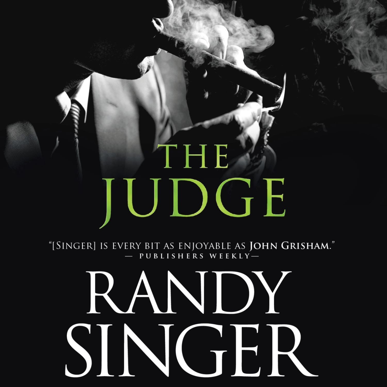 Printable The Judge Audiobook Cover Art