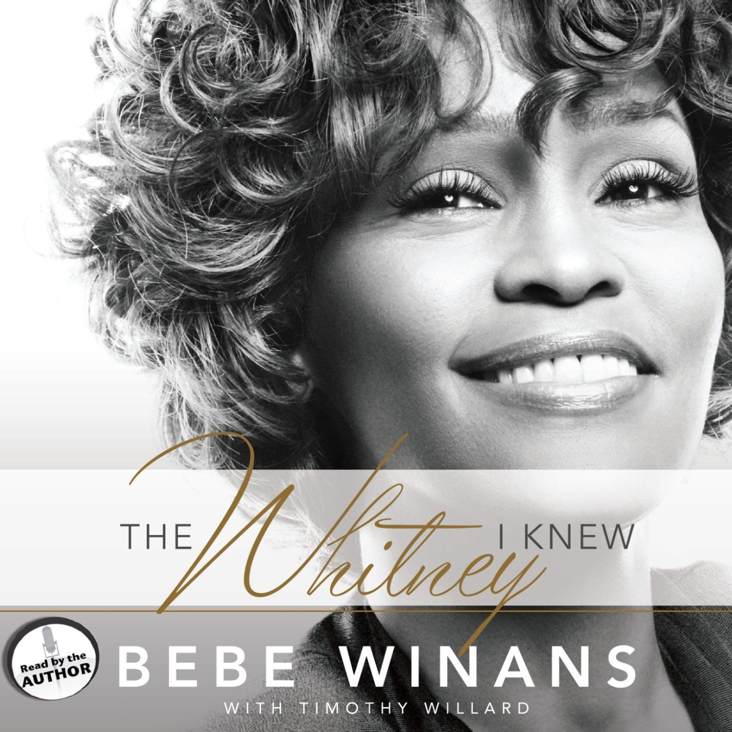 Printable The Whitney I Knew Audiobook Cover Art