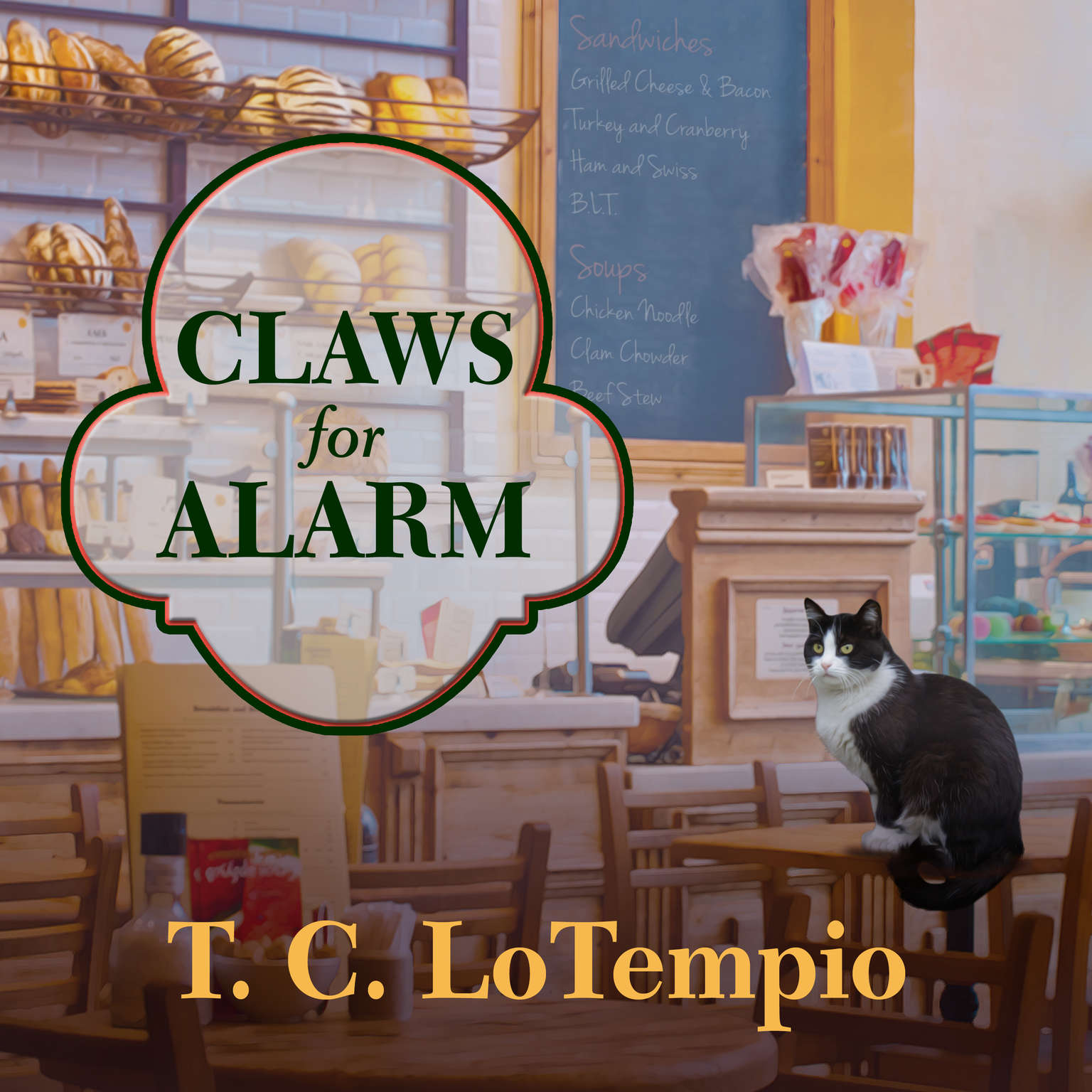 Claws for Alarm Audiobook, by T. C. LoTempio