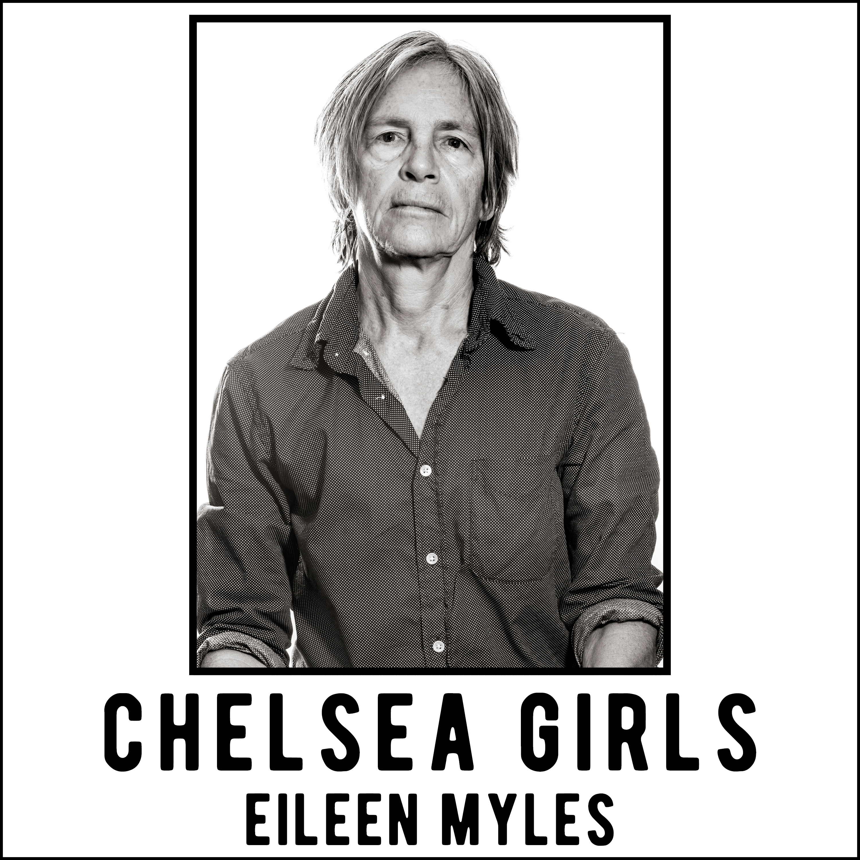 Printable Chelsea Girls: A Novel Audiobook Cover Art