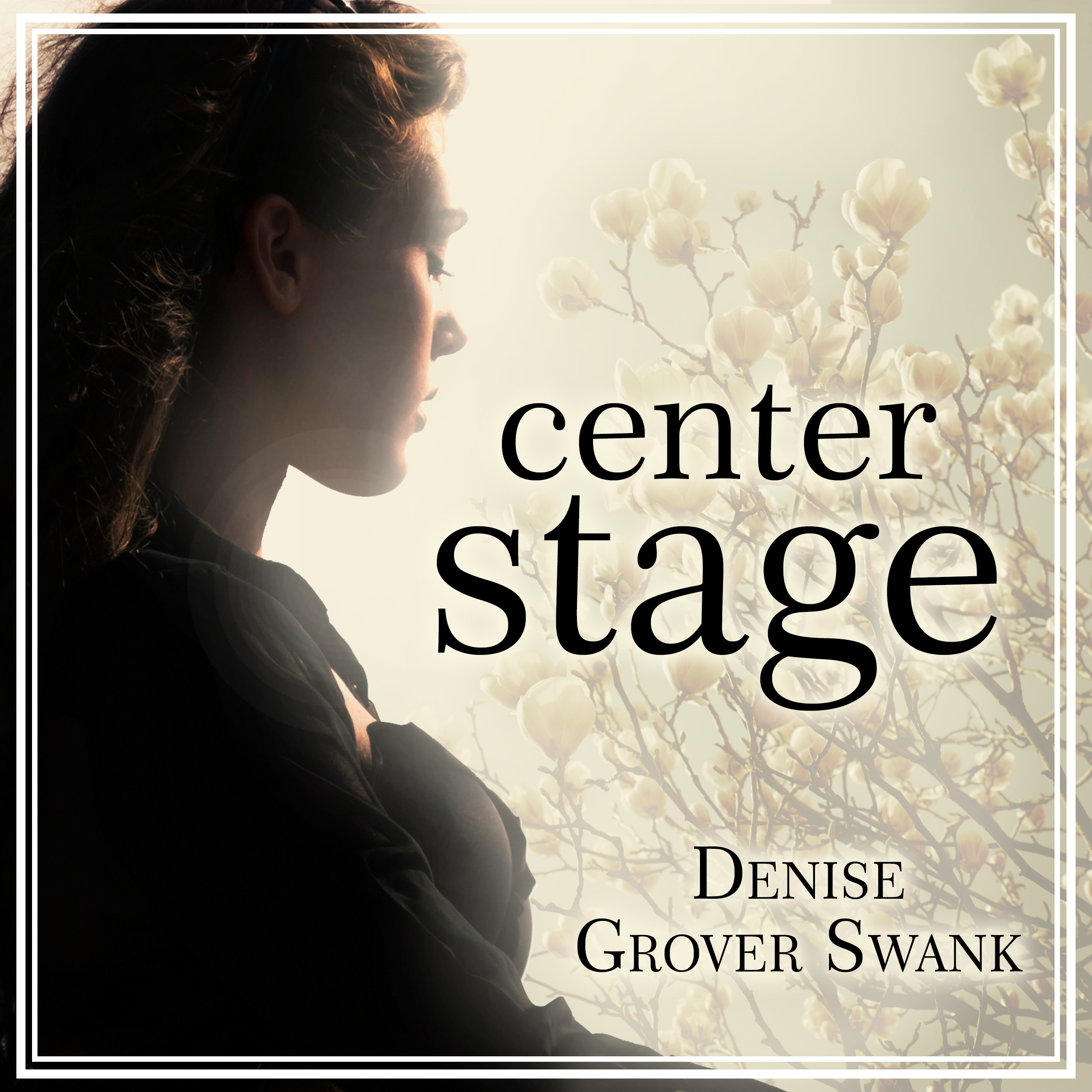 Printable Center Stage Audiobook Cover Art