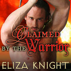 Claimed by the Warrior Audiobook, by Eliza Knight