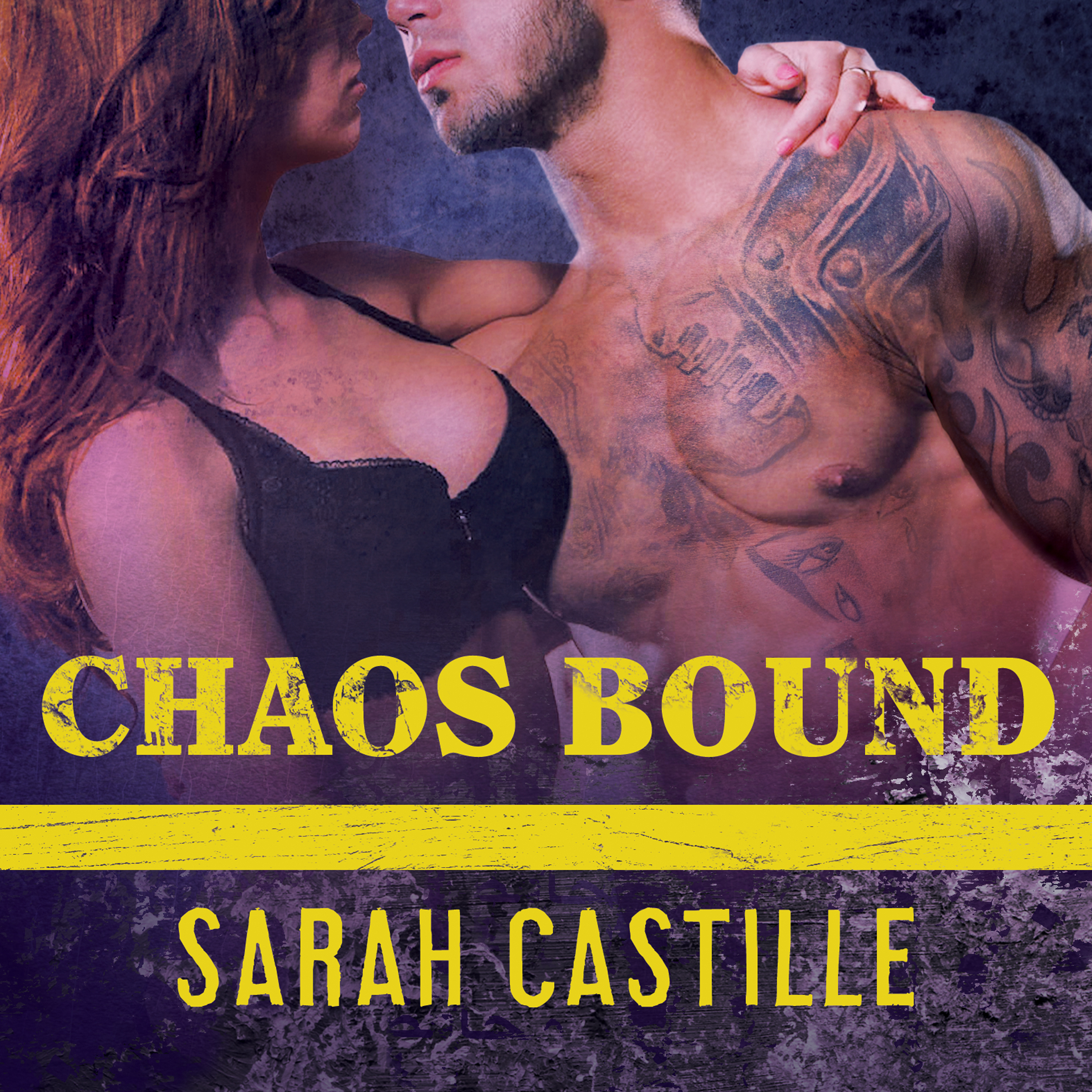 Printable Chaos Bound Audiobook Cover Art