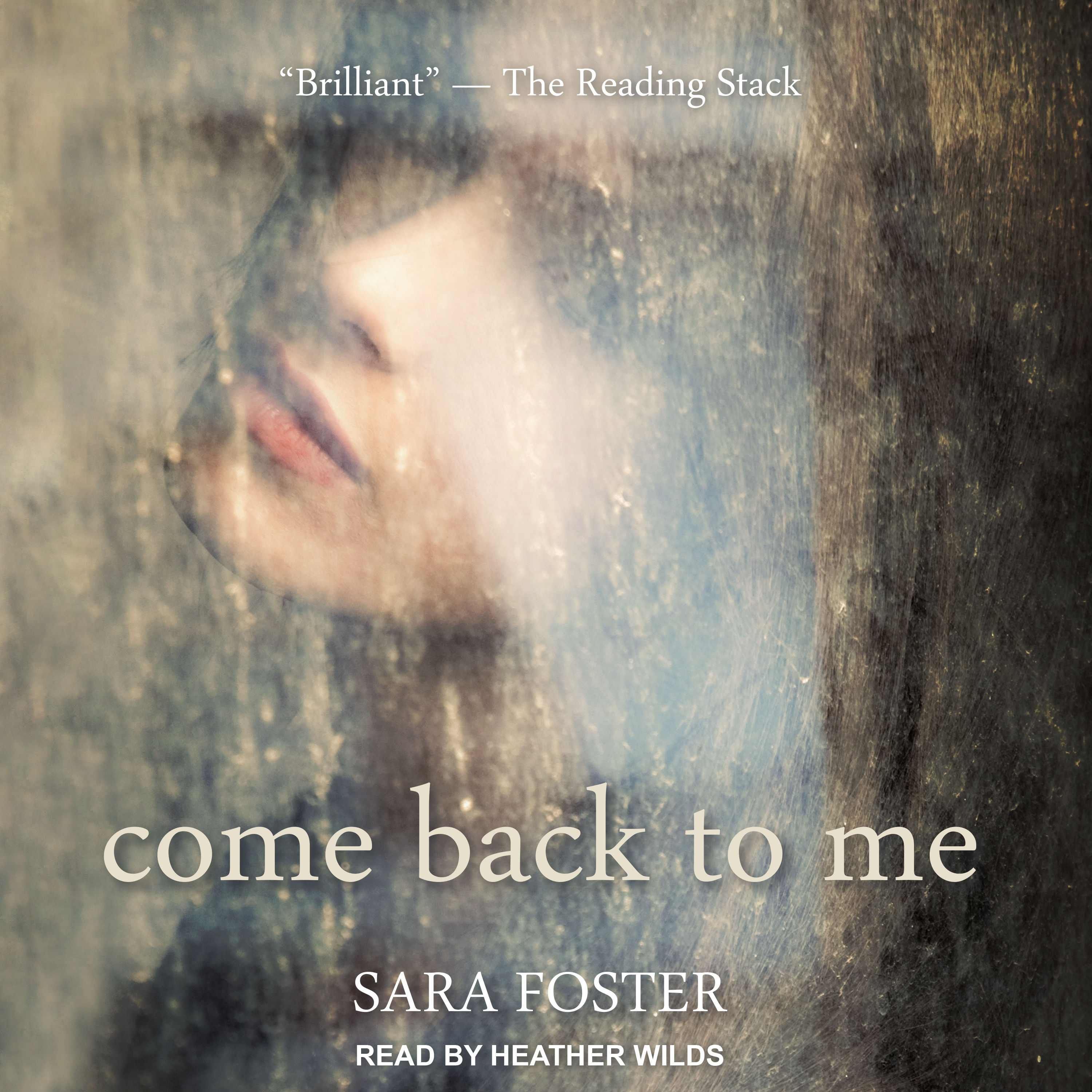 Printable Come Back to Me Audiobook Cover Art