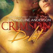 Crimson Debt Audiobook, by Evangeline Anderson