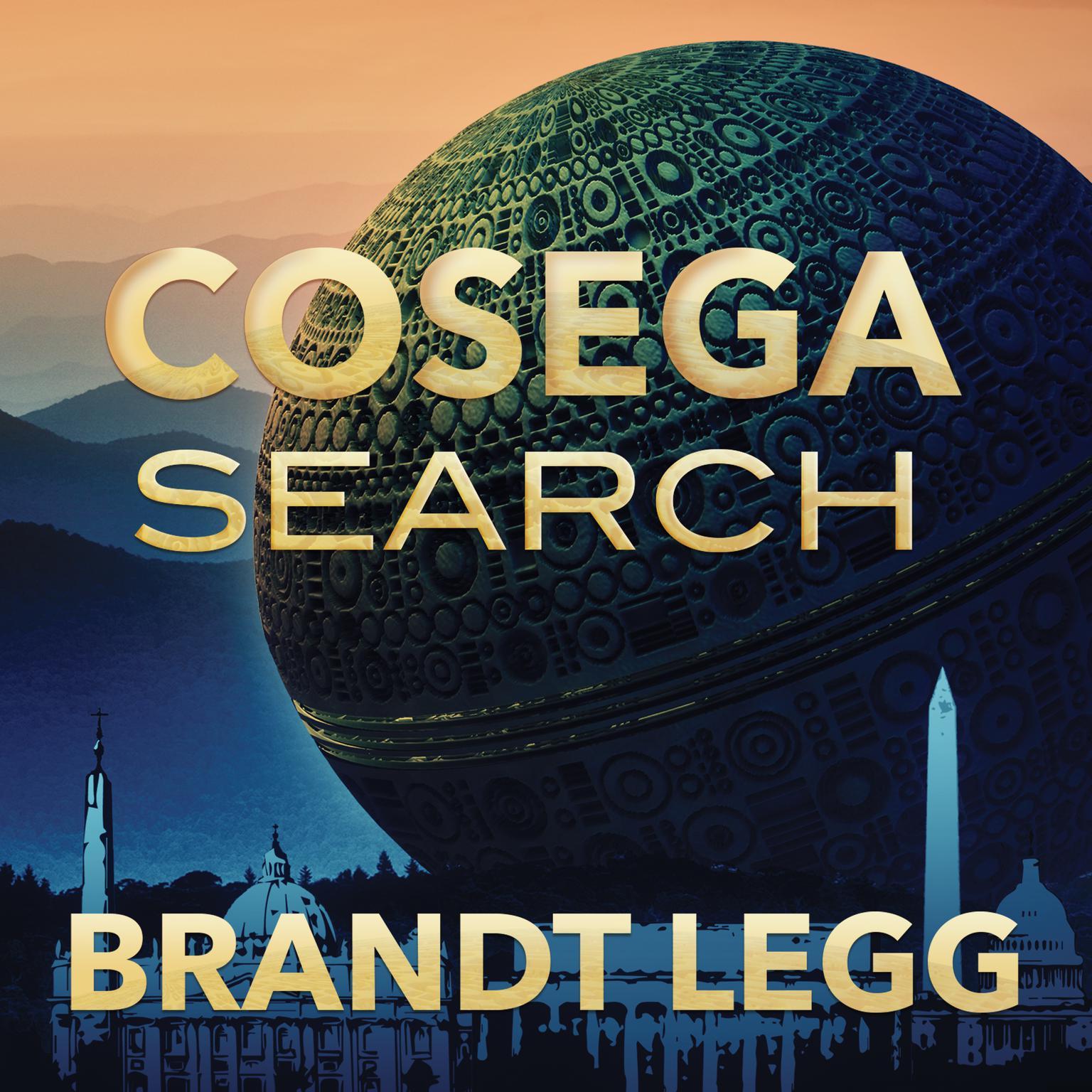 Cosega Search Audiobook, by Brandt Legg