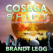 Cosega Shift Audiobook, by Brandt Legg