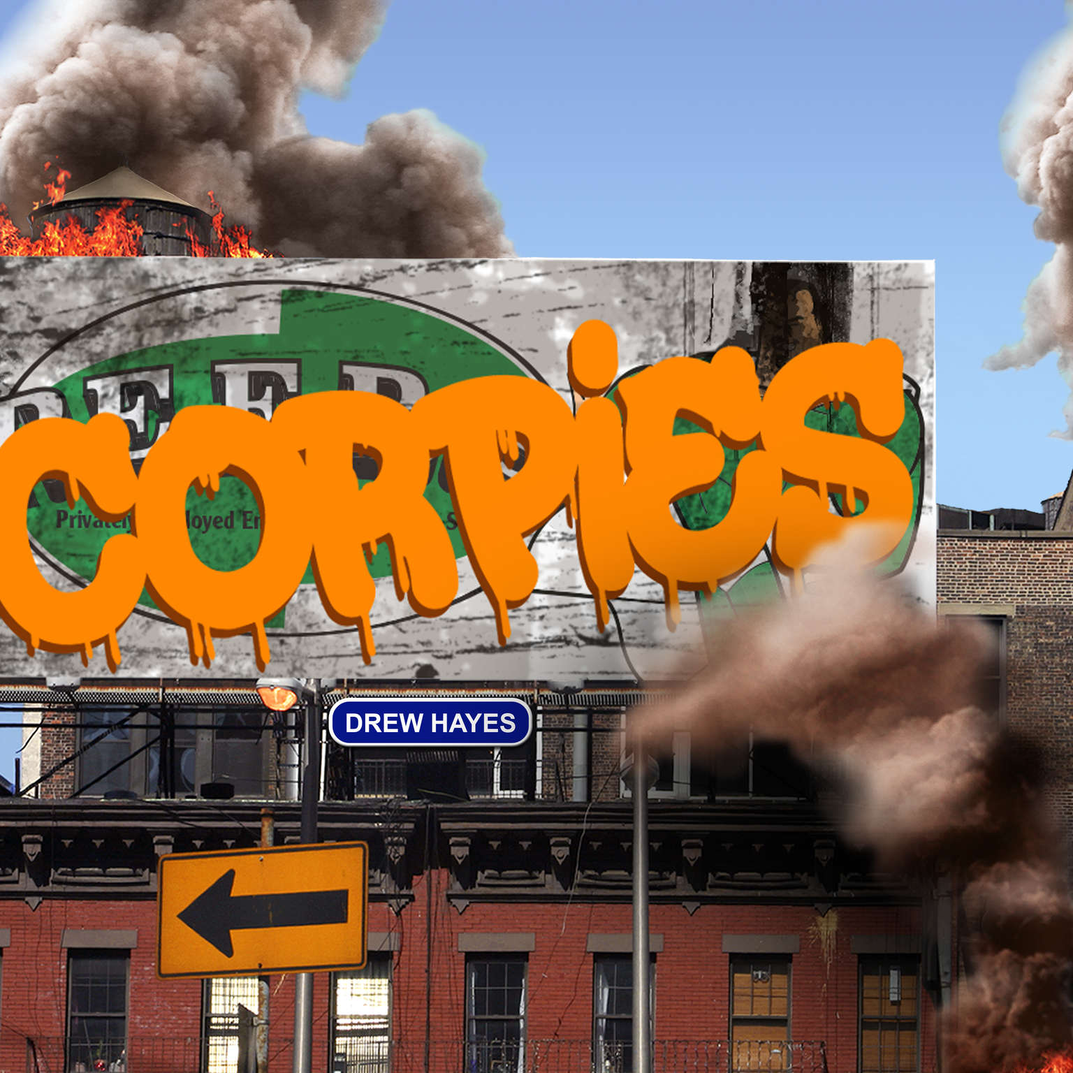 Corpies Audiobook, by Drew Hayes