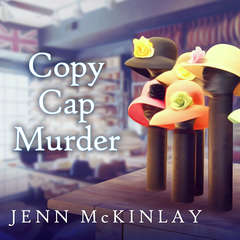 Copy Cap Murder Audiobook, by Jenn McKinlay