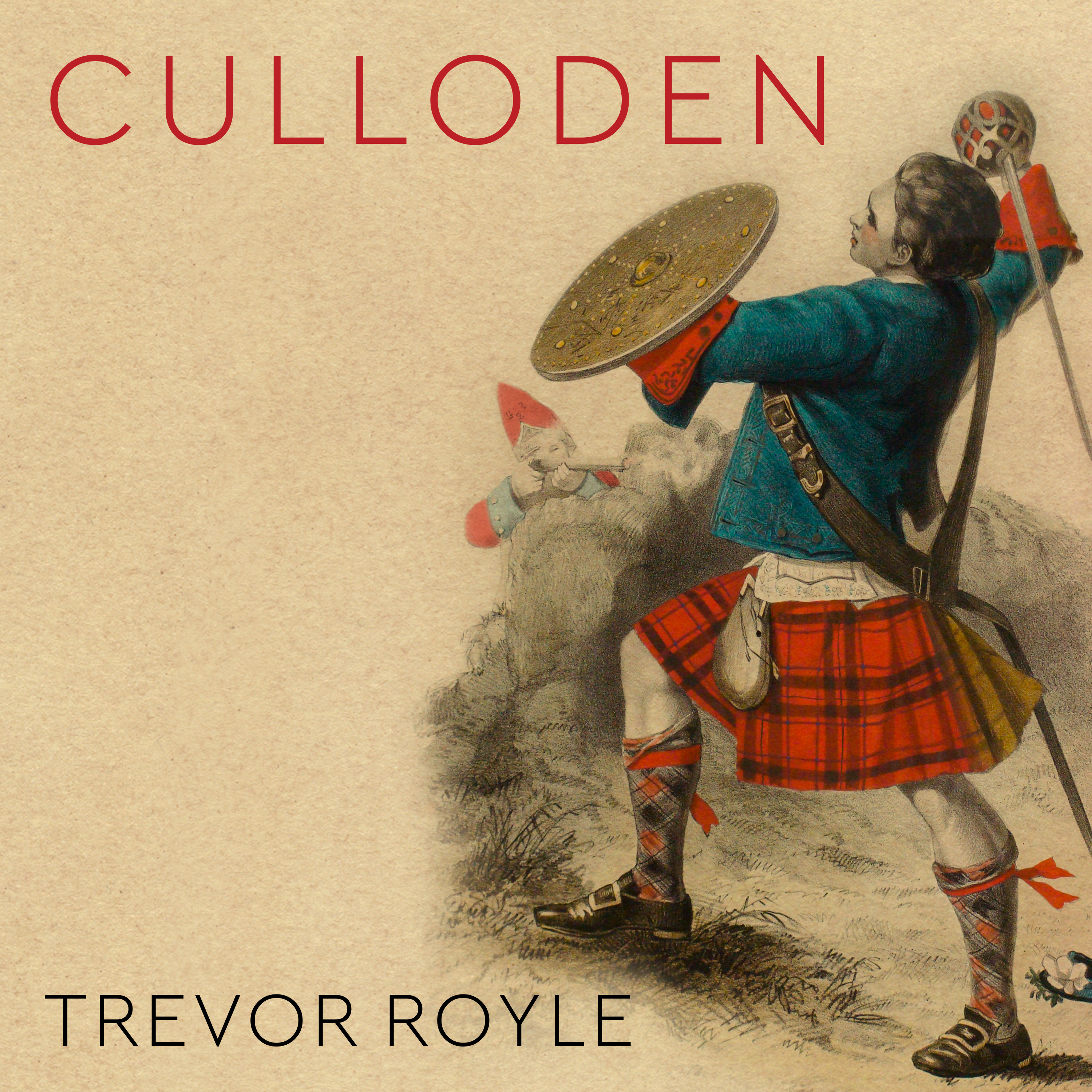 Printable Culloden: Scotland's Last Battle and the Forging of the British Empire Audiobook Cover Art