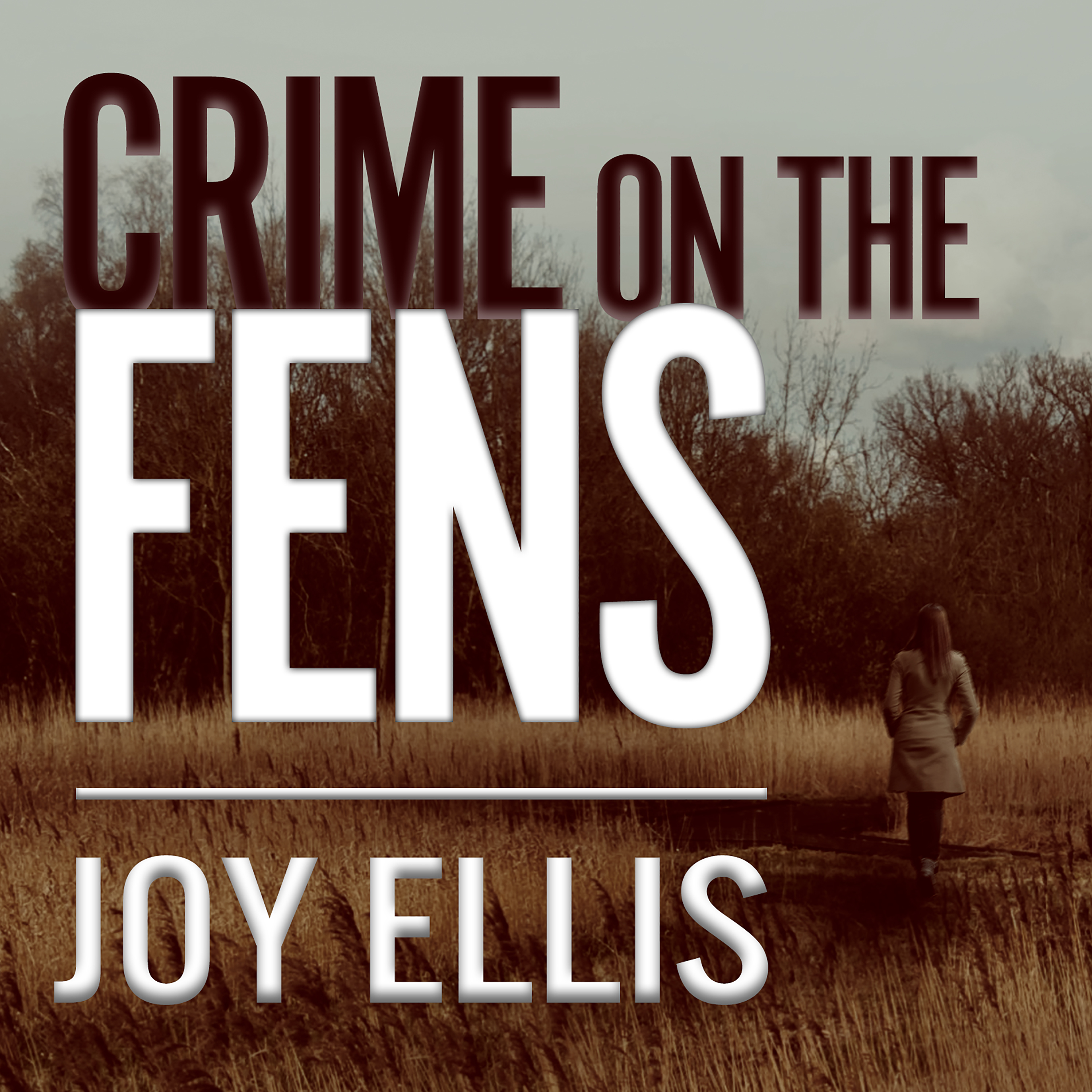 Printable Crime on the Fens Audiobook Cover Art