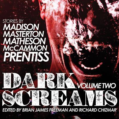 Dark Screams: Volume Two Audiobook, by Robert McCammon