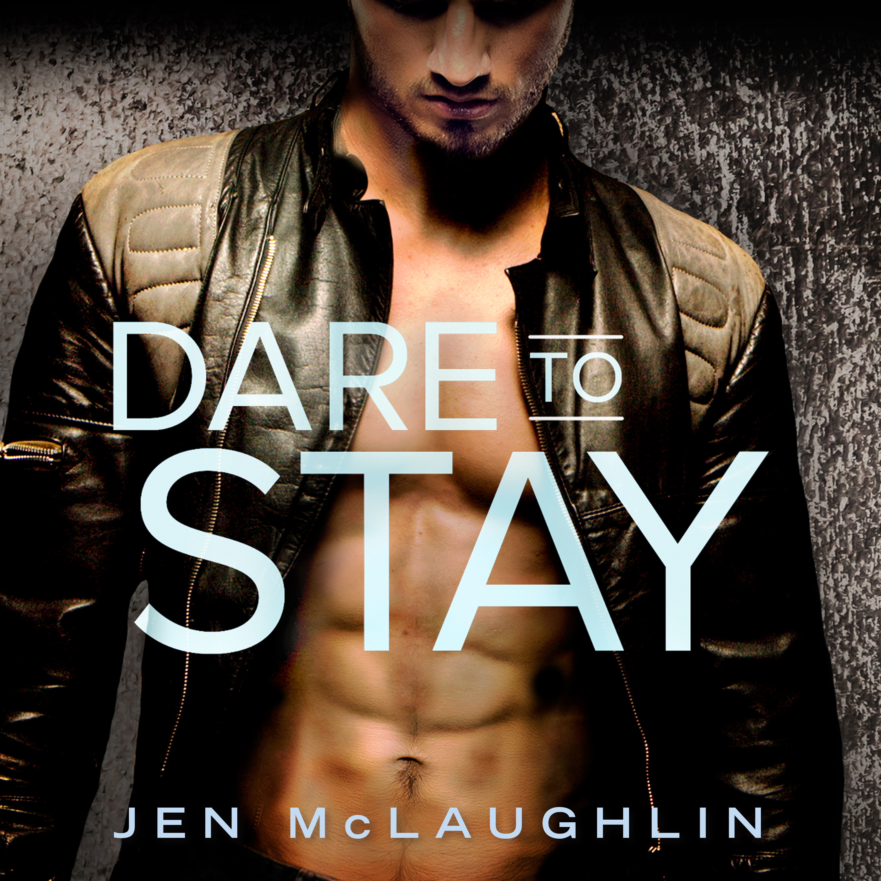 Printable Dare to Stay Audiobook Cover Art