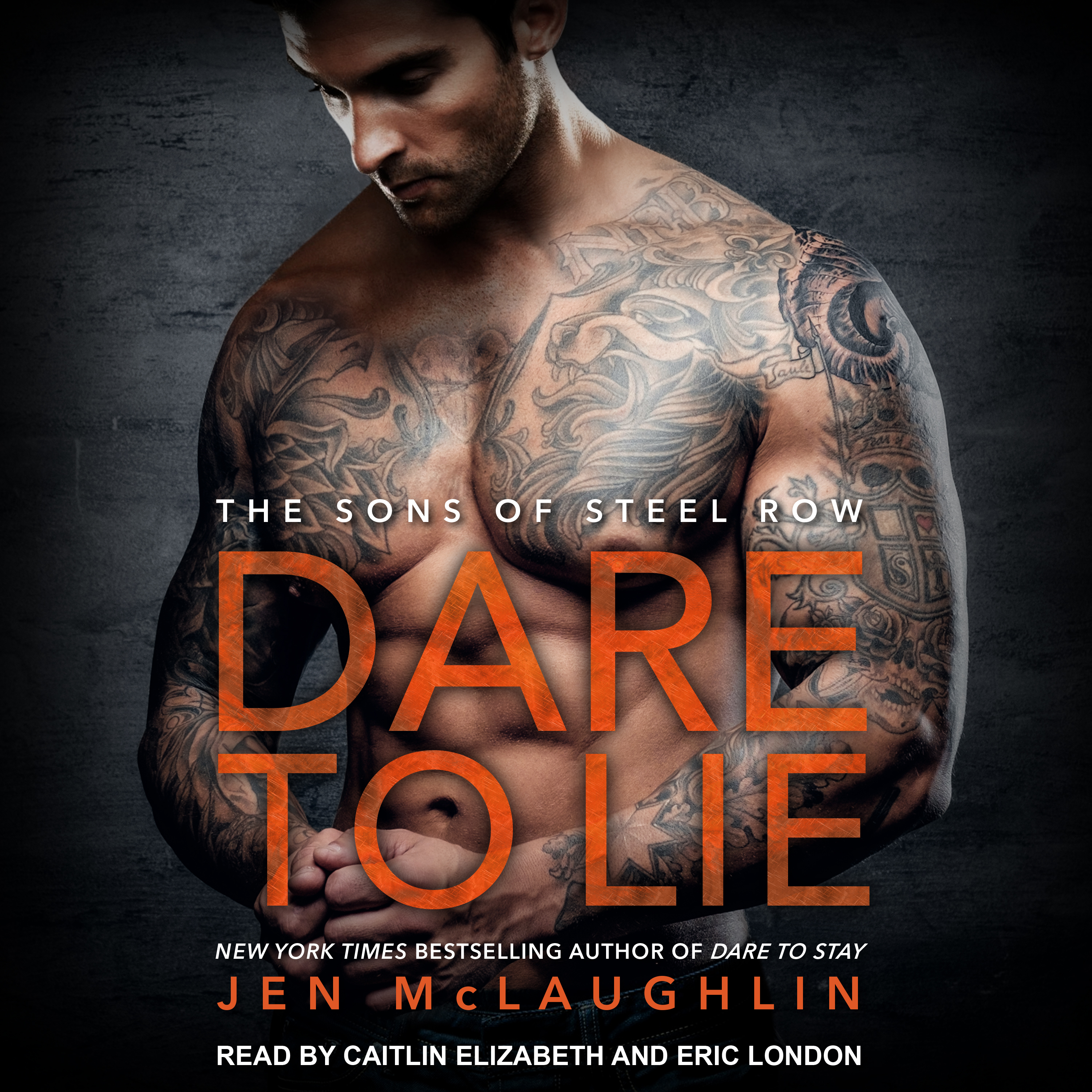 Printable Dare to Lie Audiobook Cover Art