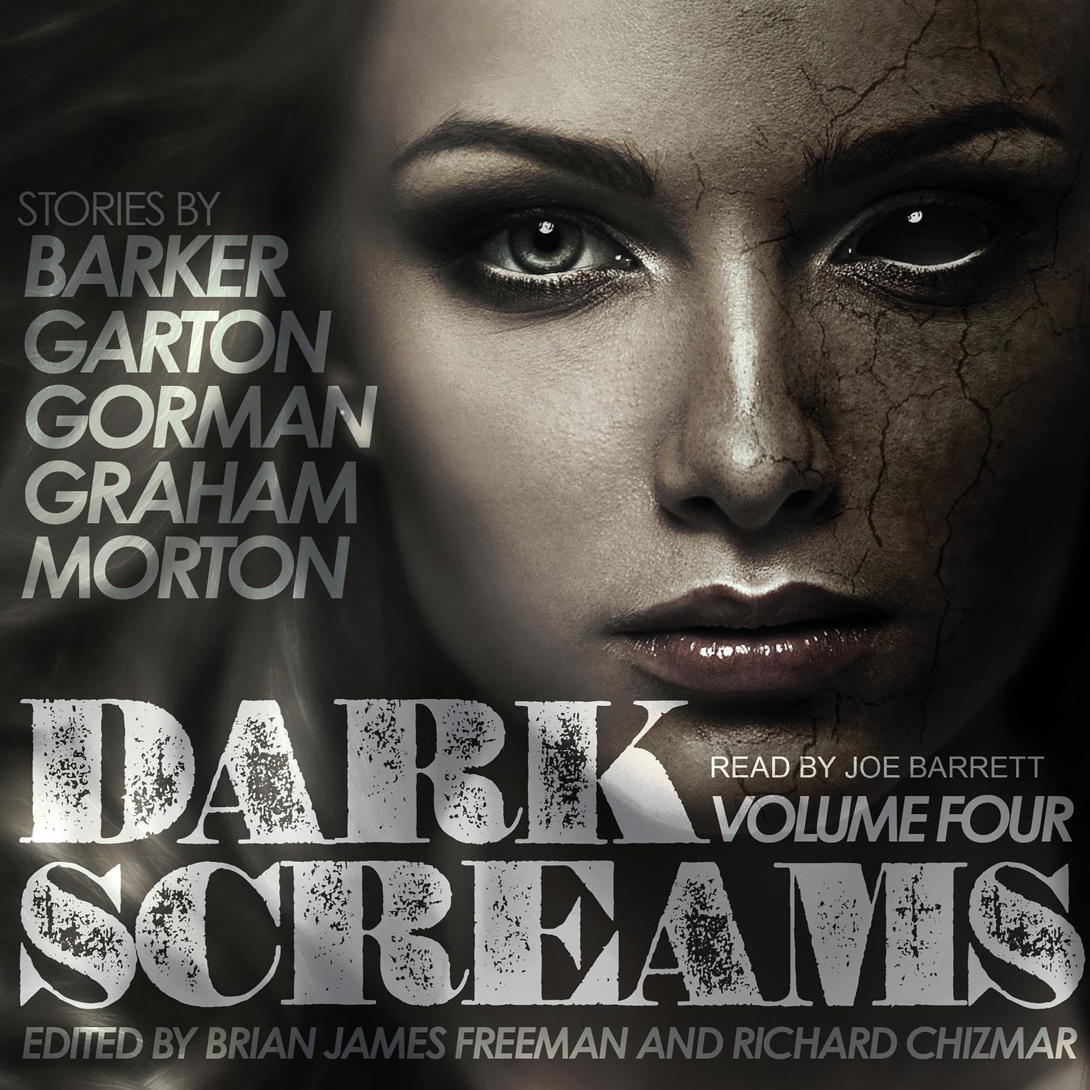 Dark Screams: Volume Four Audiobook, by Clive Barker