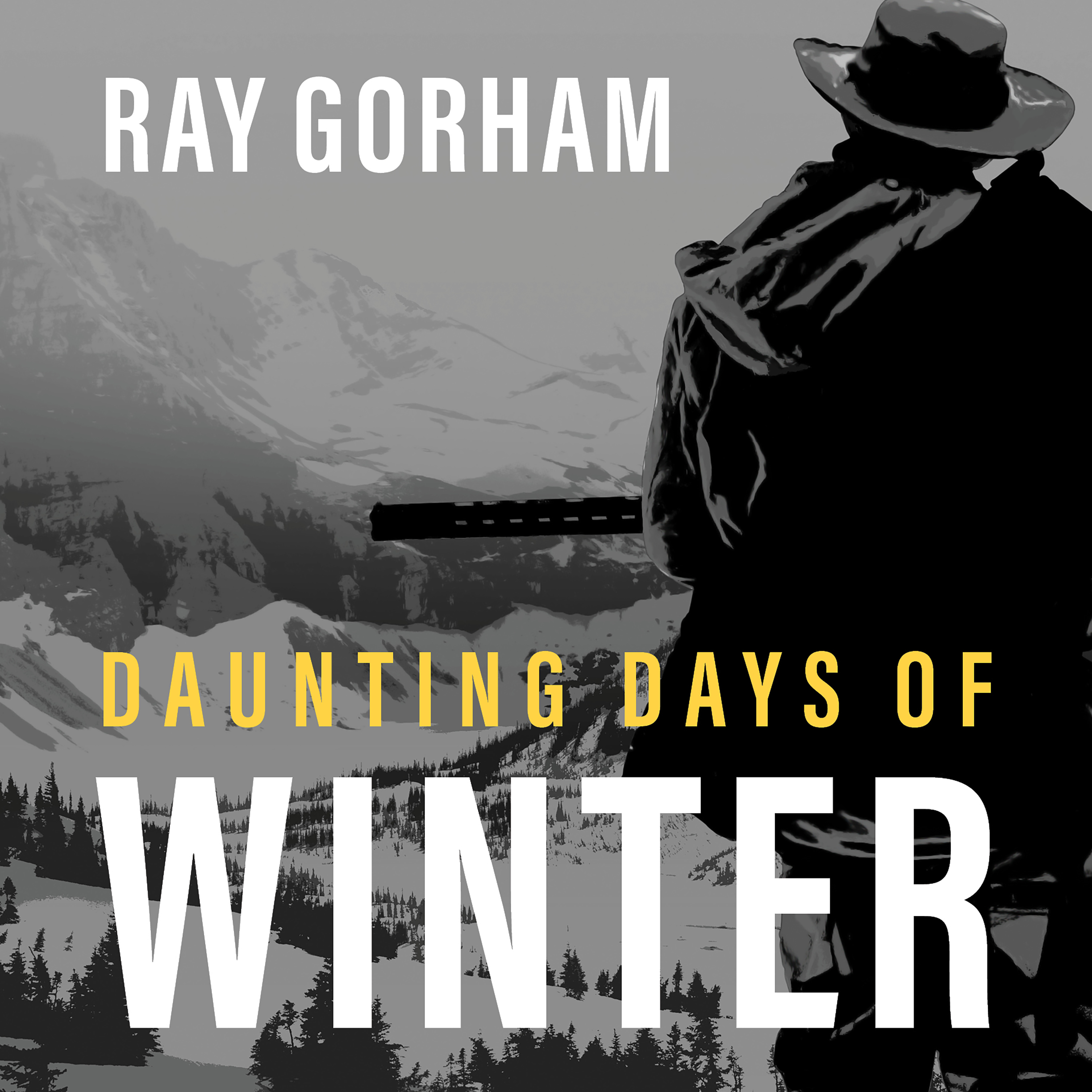 Printable Daunting Days of Winter: Getting Home Was Just the Beginning Audiobook Cover Art