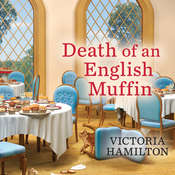 Death of an English Muffin Audiobook, by Victoria Hamilton
