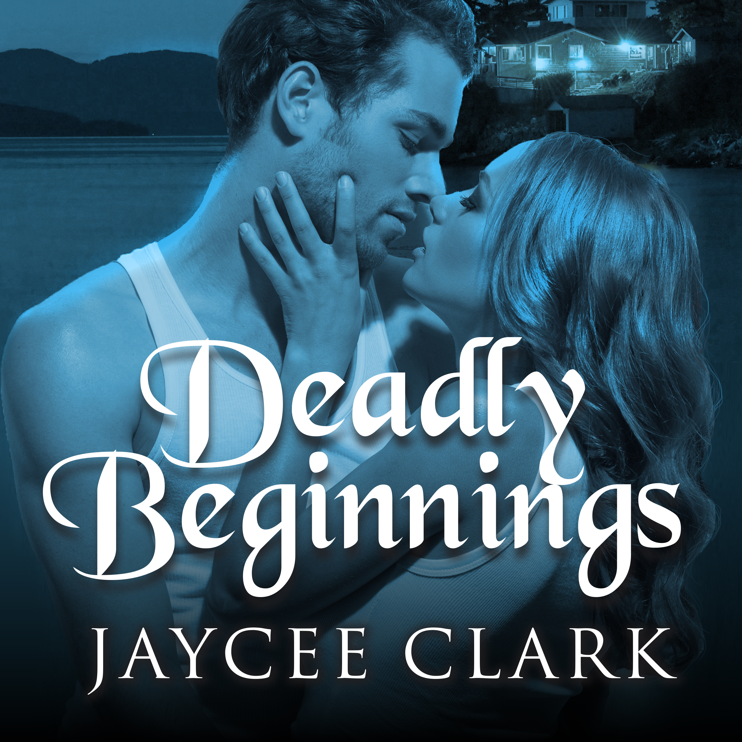 Printable Deadly Beginnings Audiobook Cover Art