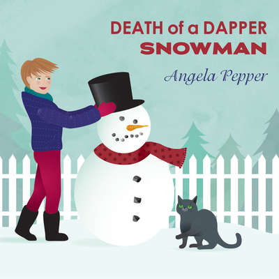 Death of a Dapper Snowman Audiobook, by Angela Pepper