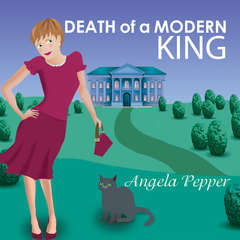 Death of a Modern King Audiobook, by Angela Pepper