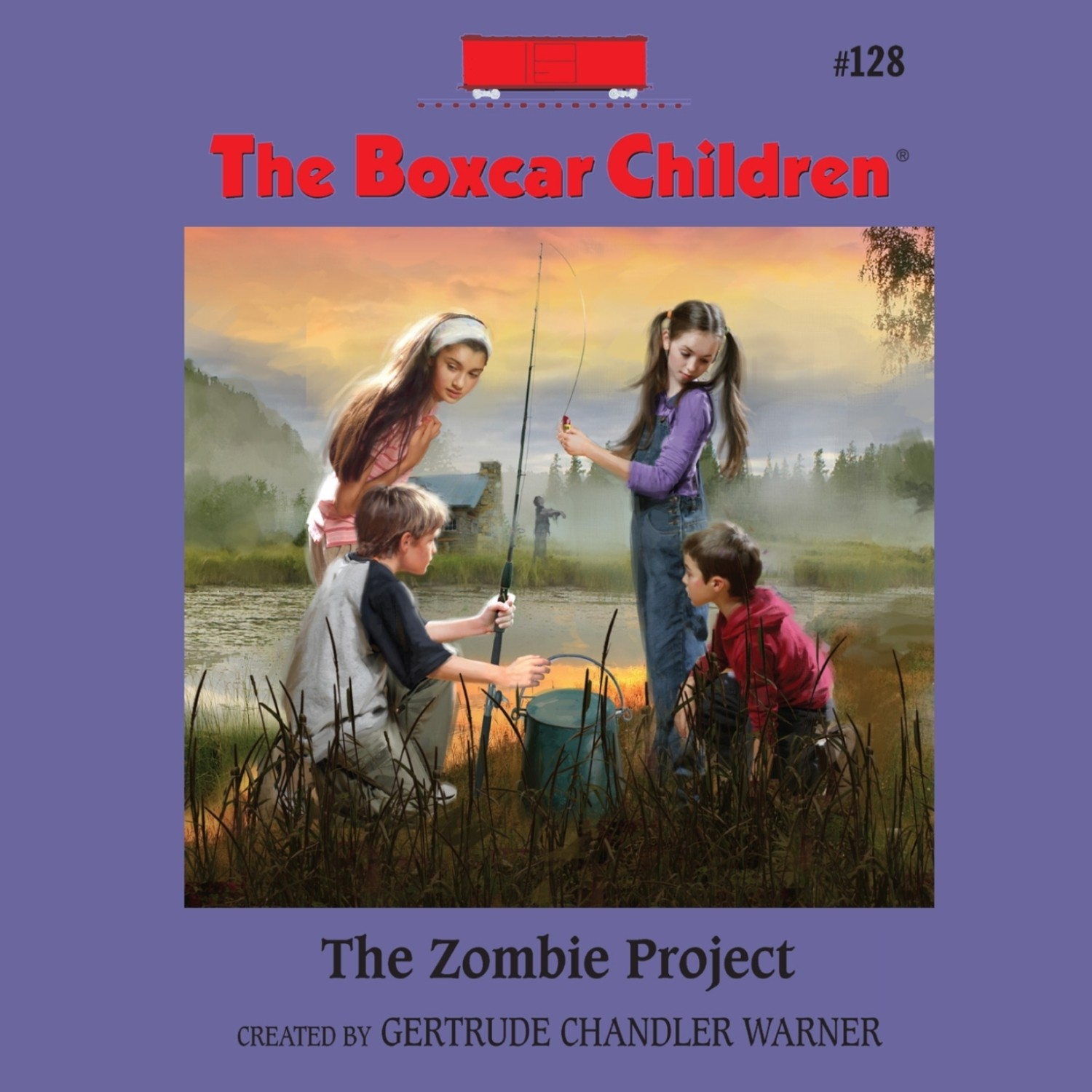 Printable The Zombie Project Audiobook Cover Art