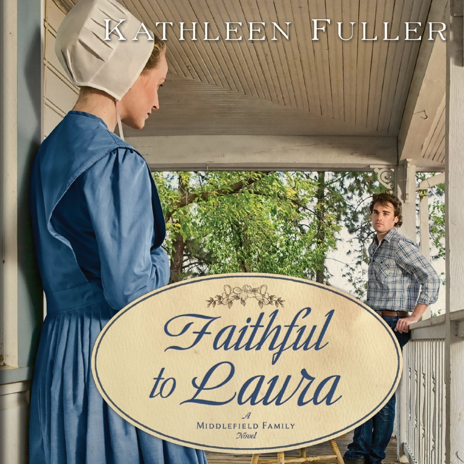 Printable Faithful to Laura Audiobook Cover Art