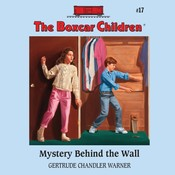Mystery behind the Wall, by Gertrude Chandler Warner