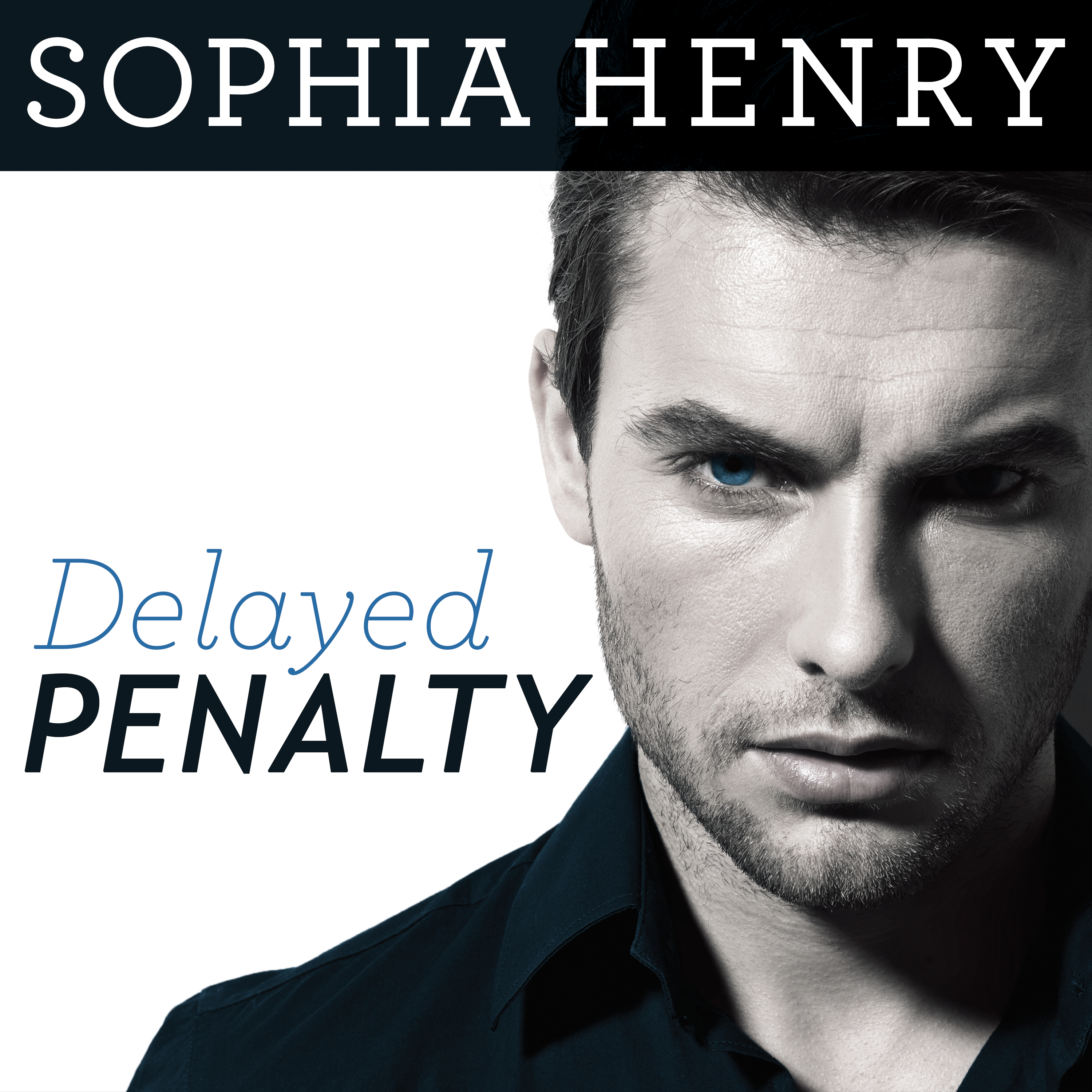 Printable Delayed Penalty Audiobook Cover Art