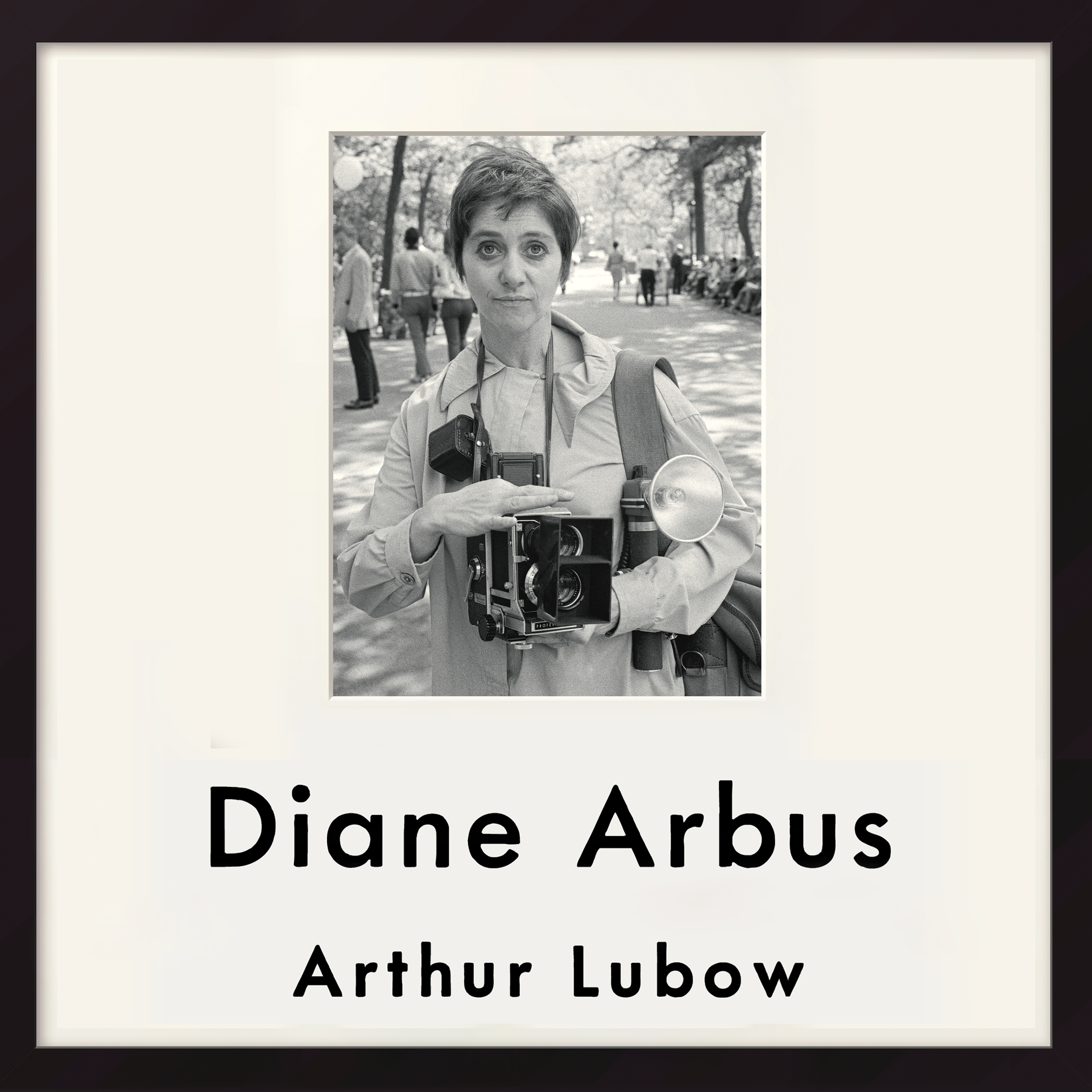 Printable Diane Arbus: Portrait of a Photographer Audiobook Cover Art