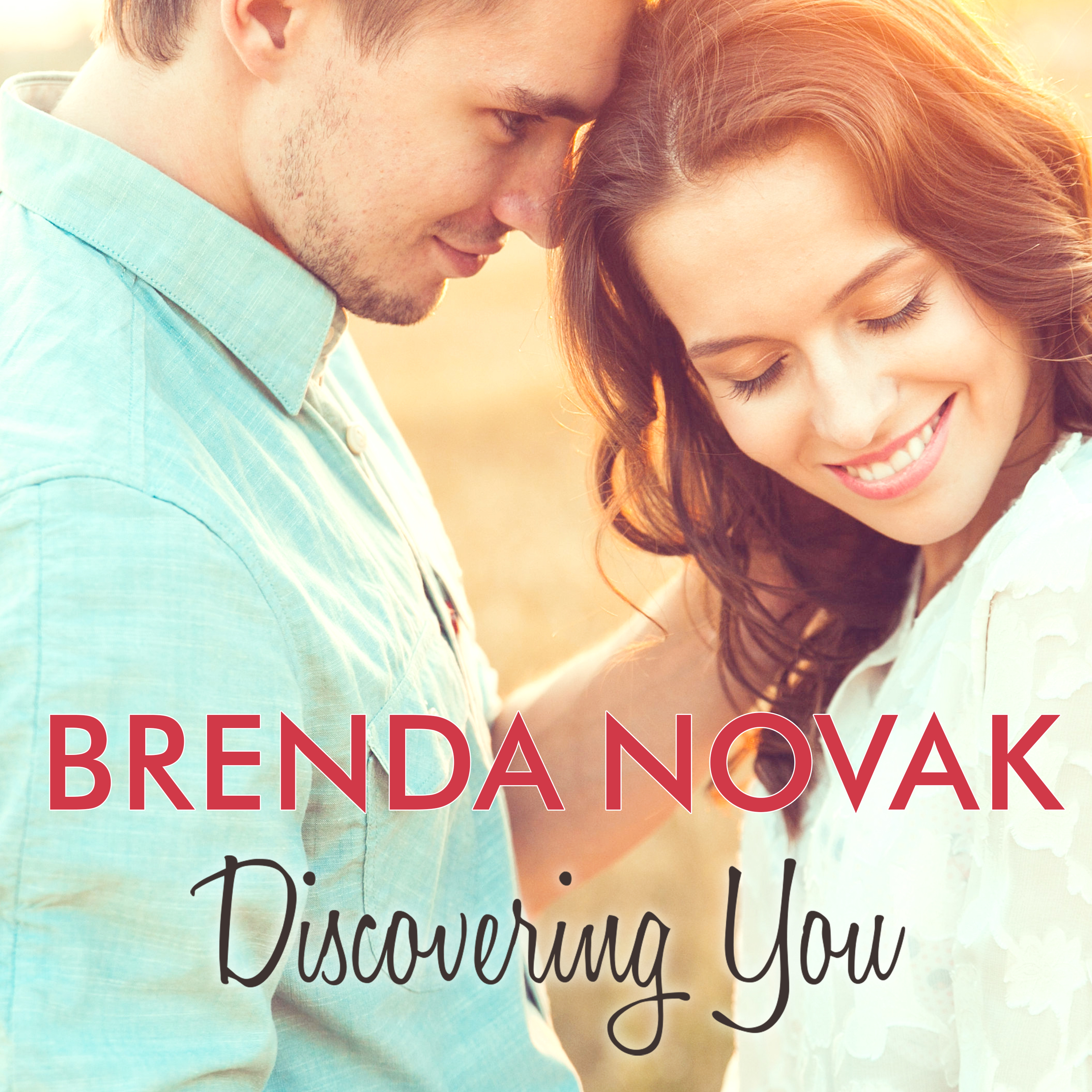 Printable Discovering You Audiobook Cover Art