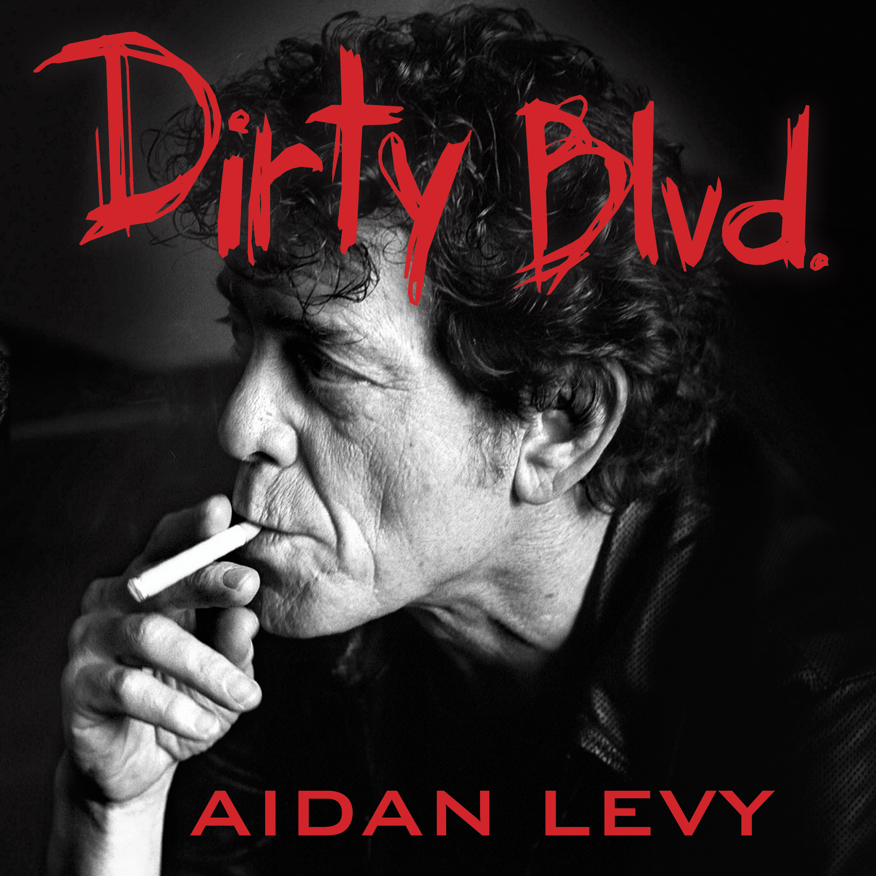 Printable Dirty Blvd.: The Life and Music of Lou Reed Audiobook Cover Art