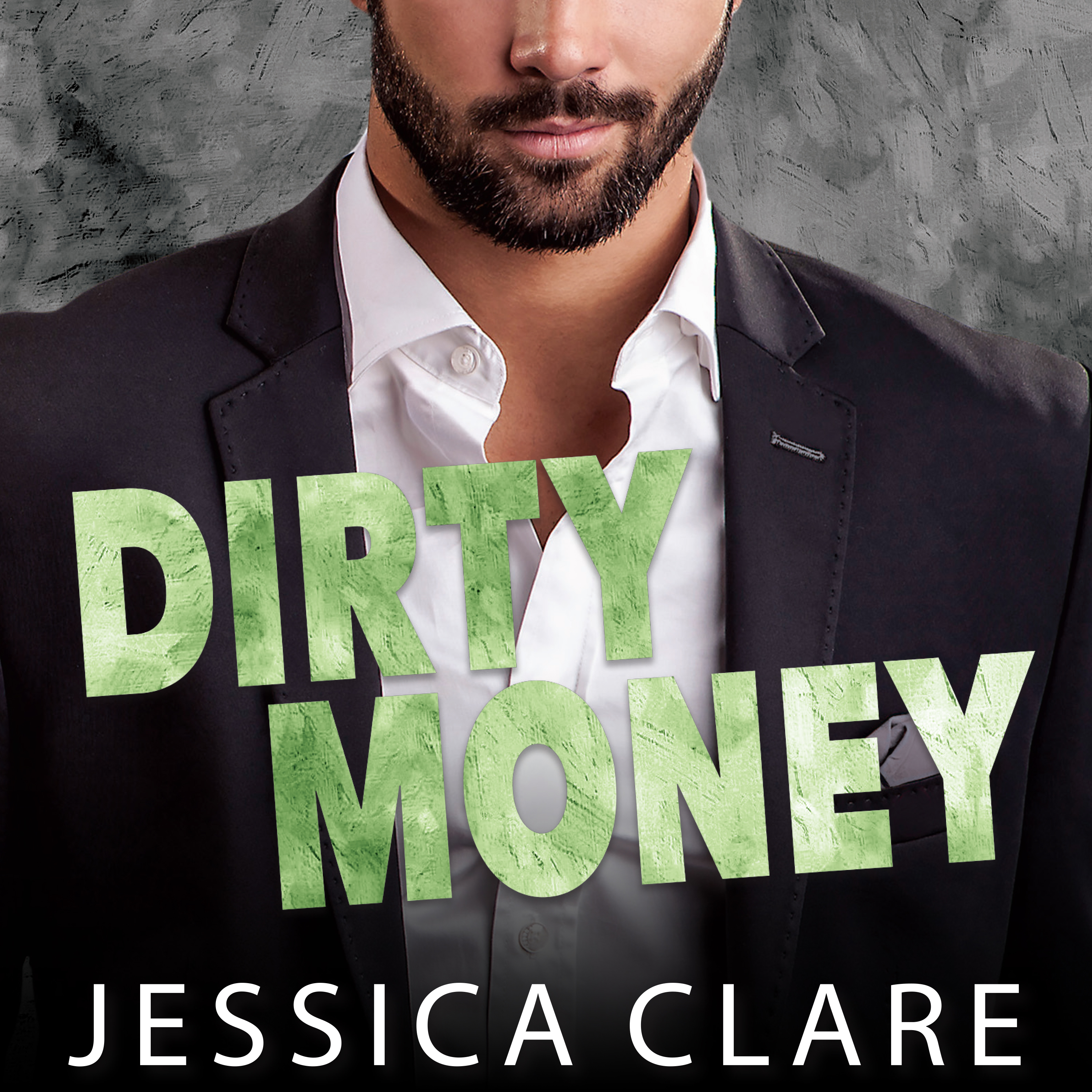 Printable Dirty Money Audiobook Cover Art